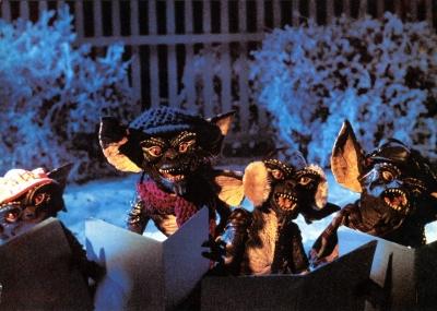 Gremlins (1984) Directed by Joe Dante Shown: Gremlins