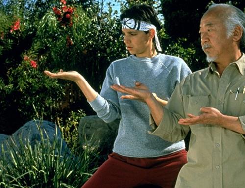 Vidas paralelas: el señor Miyagi y Walter Kowalski